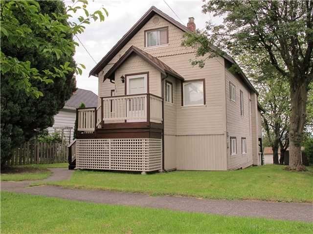 Main Photo: 468 GARRETT Street in New Westminster: Sapperton House for sale : MLS®# V958776