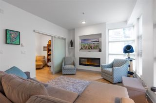 """Photo 3: 202 3606 ALDERCREST Drive in North Vancouver: Roche Point Condo for sale in """"Destiny 1 at Raven Woods"""" : MLS®# R2560057"""