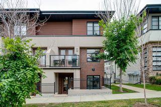 Photo 1: 35 ASPEN HILLS Green SW in Calgary: Aspen Woods Row/Townhouse for sale : MLS®# A1033284