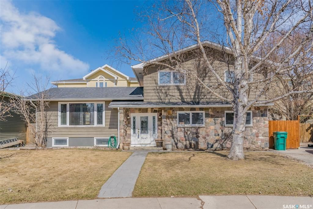 Main Photo: 1449 East Heights in Saskatoon: Eastview SA Residential for sale : MLS®# SK849418