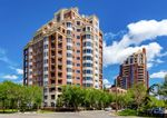 Main Photo: 303 690 Princeton Way SW in Calgary: Eau Claire Apartment for sale : MLS®# A1079210