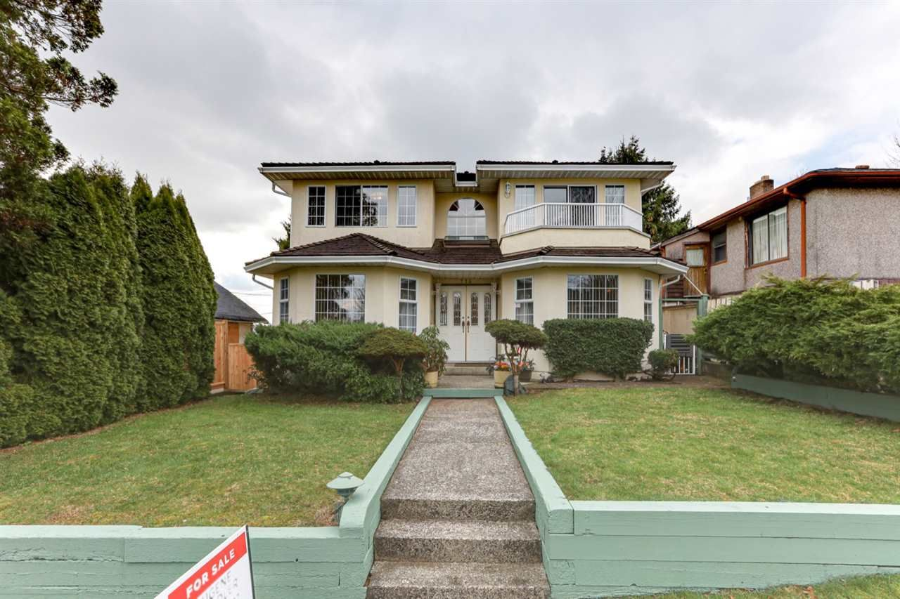 Main Photo: 714 CURNEW Street in New Westminster: West End NW House for sale : MLS®# R2549517