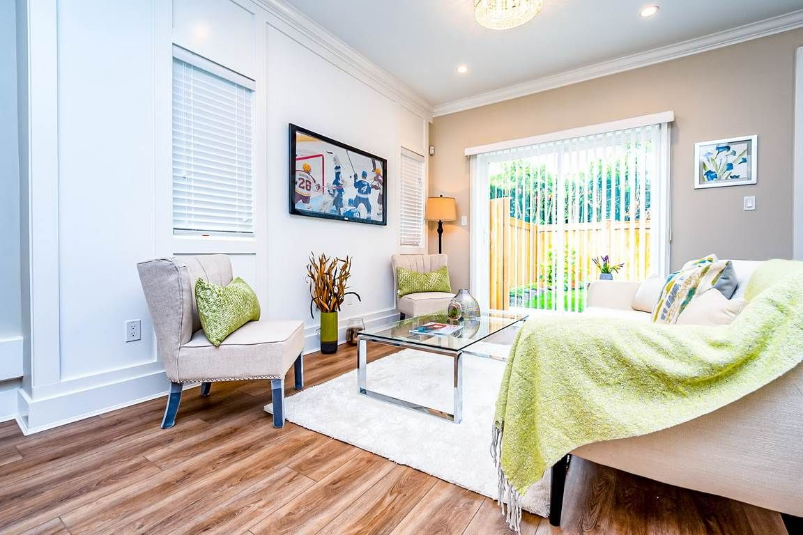 """Photo 9: Photos: 11 6551 WILLIAMS Road in Richmond: Woodwards Townhouse for sale in """"NOOR GARDENS"""" : MLS®# R2486835"""
