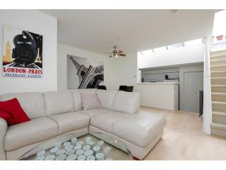 """Photo 3: 203 657 W 7TH Avenue in Vancouver: Fairview VW Townhouse for sale in """"THE IVY'S"""" (Vancouver West)  : MLS®# V1059646"""