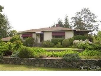 Main Photo:  in VICTORIA: Es Gorge Vale House for sale (Esquimalt)  : MLS®# 444392
