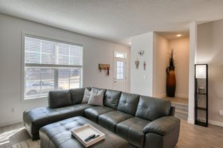 Photo 6: 182 Silverado Boulevard SW in Calgary: Silverado Row/Townhouse for sale : MLS®# A1102908