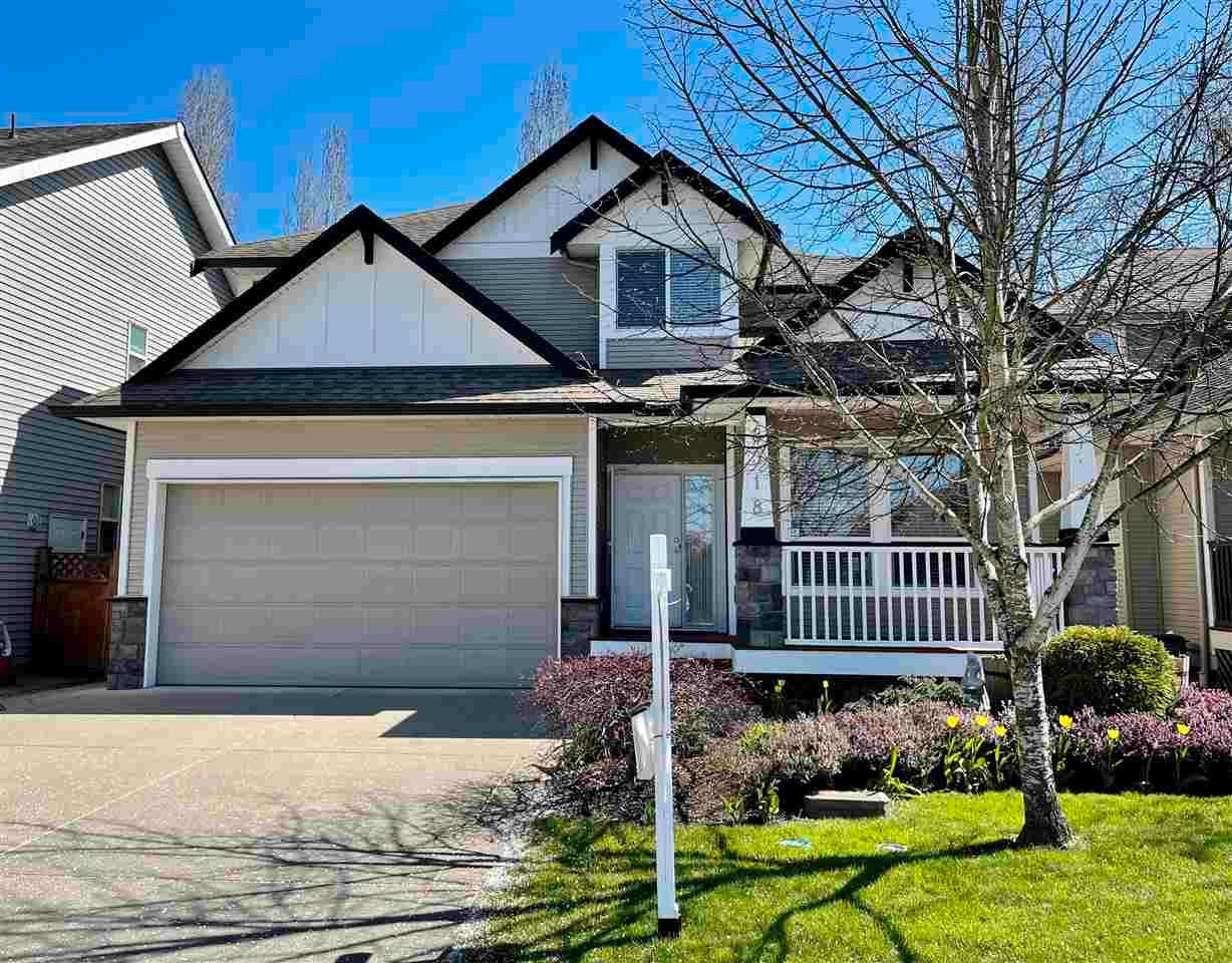 """Main Photo: 8318 211 Street in Langley: Willoughby Heights House for sale in """"Yorkson"""" : MLS®# R2562102"""
