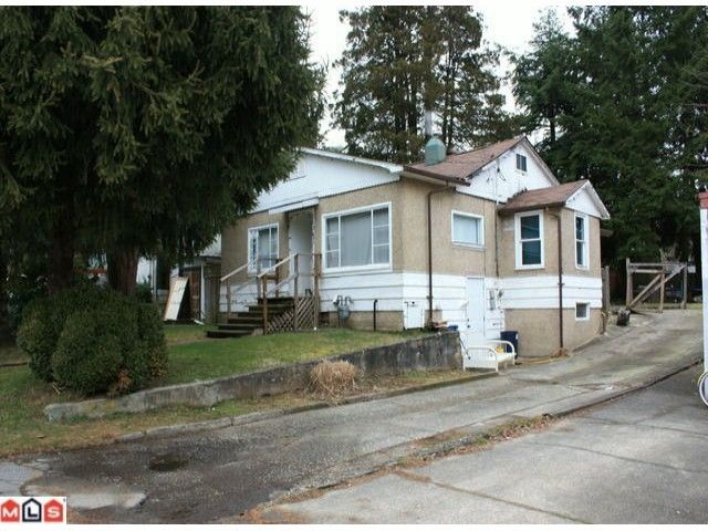 Main Photo: 2594 CAMPBELL Avenue in Abbotsford: Central Abbotsford House for sale : MLS®# F1105293