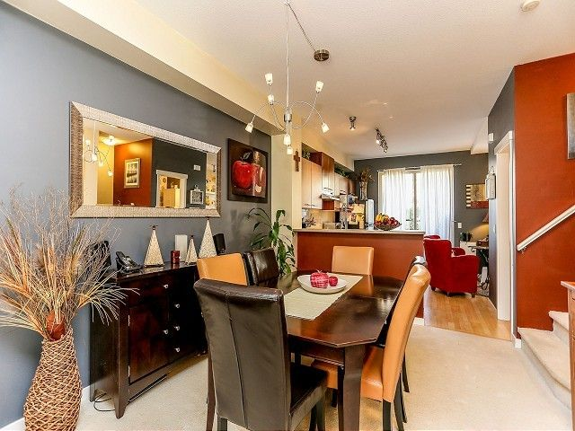 """Photo 5: Photos: 105 100 KLAHANIE Drive in Port Moody: Port Moody Centre Townhouse for sale in """"INDIGO"""" : MLS®# V1032337"""