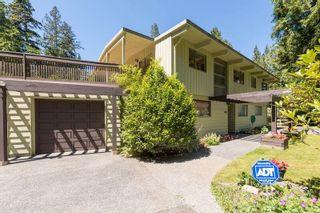 "Main Photo: 4915 BEACON Lane in West Vancouver: Caulfeild House for sale in ""Lighthouse Park"" : MLS®# R2186461"