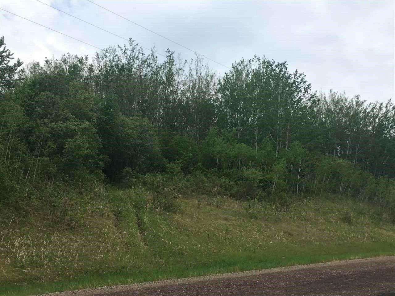 Main Photo: township62 RG RD 411: Rural Bonnyville M.D. Rural Land/Vacant Lot for sale : MLS®# E4100378