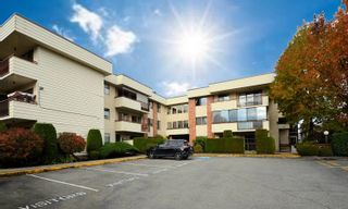 """Main Photo: 302 32885 GEORGE FERGUSON Way in Abbotsford: Central Abbotsford Condo for sale in """"FAIRVIEW MANOR"""" : MLS®# R2628040"""