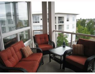 """Photo 8: 413 4600 WESTWATER Drive in Richmond: Steveston South Condo for sale in """"COPPER SKY EASY"""" : MLS®# V775539"""