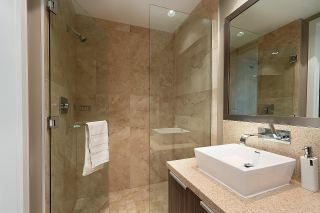 """Photo 33: 410 181 W 1ST Avenue in Vancouver: False Creek Condo for sale in """"The Brook"""" (Vancouver West)  : MLS®# R2614809"""