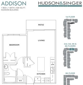 "Photo 1: 314 20838 78B Avenue in Langley: Willoughby Heights Condo for sale in ""Hudson & Singer"" : MLS®# R2545107"