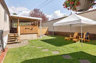"""Photo 24: 76 145 KING EDWARD Street in Coquitlam: Maillardville Manufactured Home for sale in """"MILL CREEK VILLAGE"""" : MLS®# R2574767"""