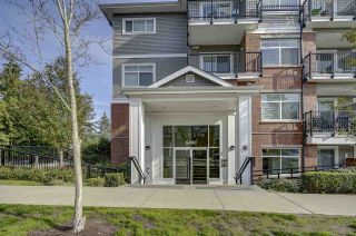 """Photo 2: 313 6480 195A Street in Surrey: Clayton Condo for sale in """"Salix"""" (Cloverdale)  : MLS®# R2324893"""