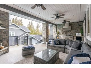 """Photo 35: 22041 86A Avenue in Langley: Fort Langley House for sale in """"TOPHAM ESTATES"""" : MLS®# R2570314"""