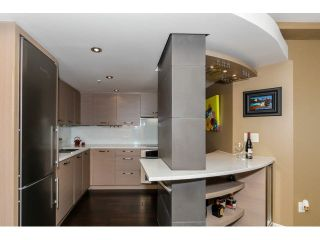 """Photo 9: 2203 739 PRINCESS Street in New Westminster: Uptown NW Condo for sale in """"BERKLEY PLACE"""" : MLS®# V1125945"""