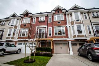 """Photo 1: 87 20738 84 Avenue in Langley: Willoughby Heights Townhouse for sale in """"Yorkson Creek"""" : MLS®# R2335706"""