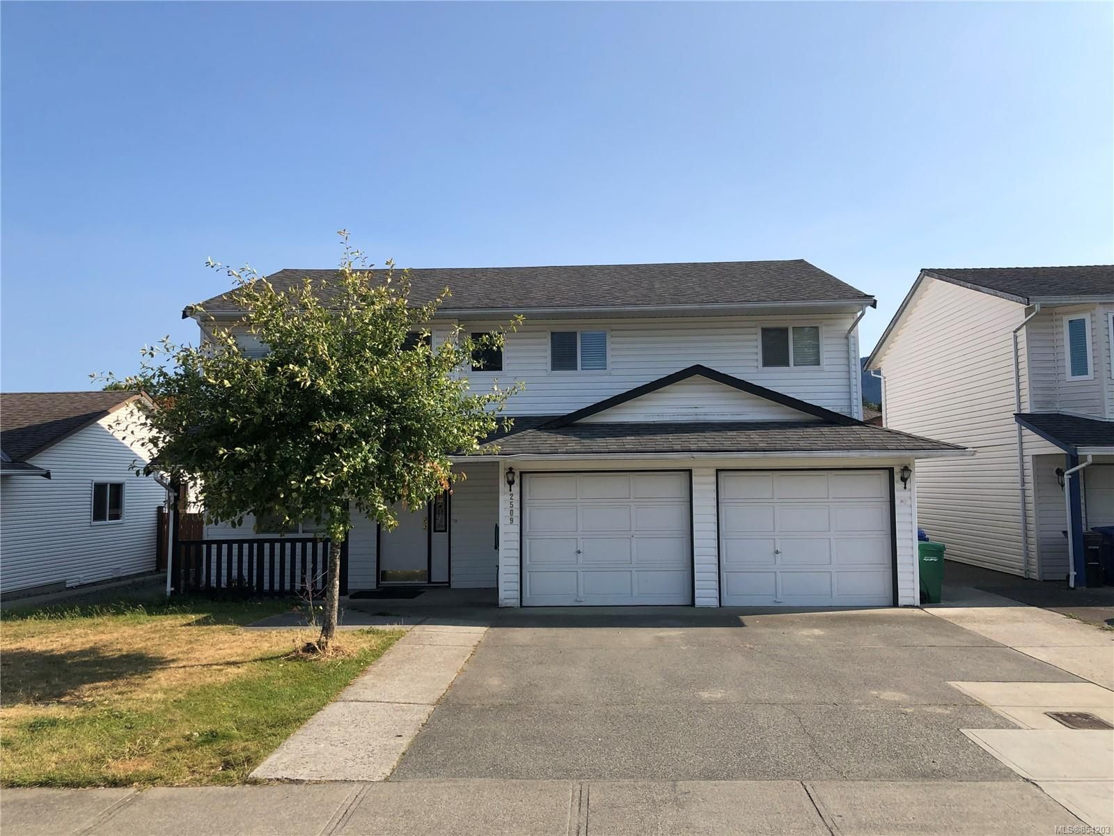 Main Photo: 2509 Nadely Cres in : Na Diver Lake House for sale (Nanaimo)  : MLS®# 854203