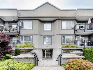"""Photo 1: 215 555 W 14TH Avenue in Vancouver: Fairview VW Condo for sale in """"Cambridge Place"""" (Vancouver West)  : MLS®# R2470013"""
