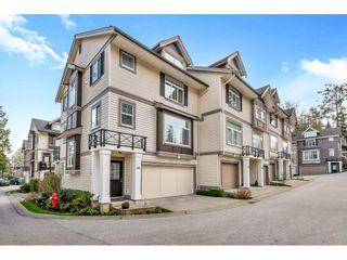 "Photo 1: 48 14377 60 Avenue in Surrey: Sullivan Station Townhouse for sale in ""Blume"" : MLS®# R2458487"
