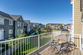 Photo 22: 260 Cascades Pass: Chestermere Row/Townhouse for sale : MLS®# A1144701