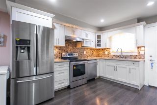 Photo 1: 3623 KNIGHT STREET in Vancouver: Knight Townhouse for sale (Vancouver East)  : MLS®# R2554452