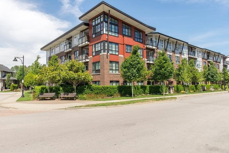 """Main Photo: 314 23215 BILLY BROWN Road in Langley: Fort Langley Condo for sale in """"WATERFRONT at Bedford Landing"""" : MLS®# R2432834"""