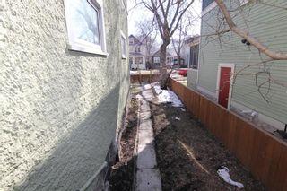 Photo 44: 196 Aubrey Street in Winnipeg: Wolseley Residential for sale (5B)  : MLS®# 202105408