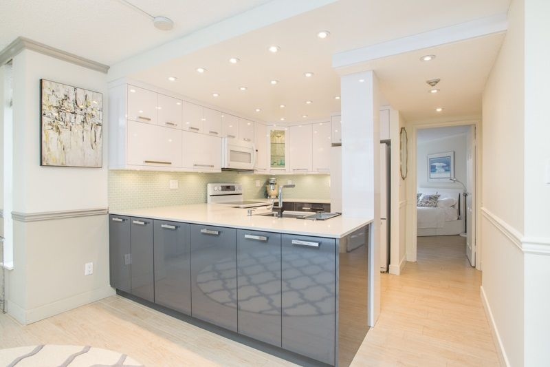 FEATURED LISTING: 702 - 1270 ROBSON Street Vancouver