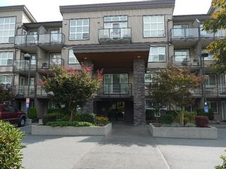 """Photo 1: 220 30525 CARDINAL Avenue in Abbotsford: Abbotsford West Condo for sale in """"Tamarind Westside"""" : MLS®# R2614517"""