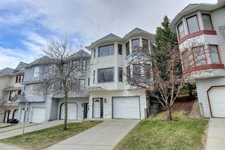 Photo 35: 121 Patina Rise SW in Calgary: Patterson Row/Townhouse for sale : MLS®# A1094320