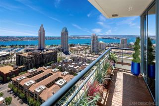 Photo 5: DOWNTOWN Condo for sale : 2 bedrooms : 700 Front Street #2302 in San Diego