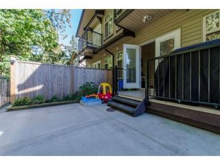 """Photo 17: 11 2950 LEFEUVRE Road in Abbotsford: Aberdeen Townhouse for sale in """"cedar landing"""" : MLS®# R2327293"""