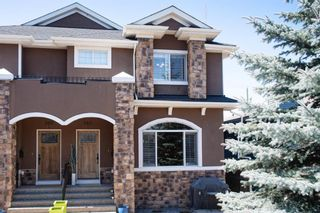 Main Photo: 1 2413 28 Street SW in Calgary: Killarney/Glengarry Row/Townhouse for sale : MLS®# A1102888