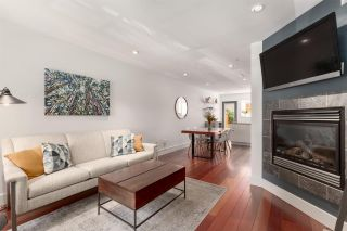 """Photo 2: 1630 E GEORGIA Street in Vancouver: Hastings Townhouse for sale in """"WOODSHIRE"""" (Vancouver East)  : MLS®# R2587031"""