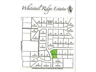 Photo 1: Lot 3 Whitetail Ridge Estates: Rural Bonnyville M.D. Rural Land/Vacant Lot for sale : MLS®# E3394438