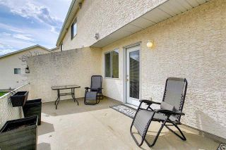 Photo 40: 14 11717 9B Avenue in Edmonton: Zone 16 Townhouse for sale : MLS®# E4244268