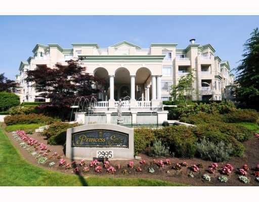 """Main Photo: 113 2995 PRINCESS Crescent in Coquitlam: Canyon Springs Condo for sale in """"PRINCESS GATE"""" : MLS®# V772138"""