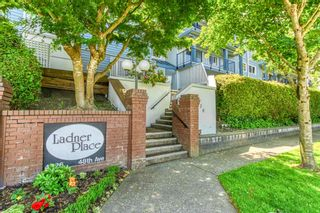 "Photo 1: 203 4926 48TH Avenue in Delta: Ladner Elementary Condo for sale in ""Ladner Place"" (Ladner)  : MLS®# R2461976"