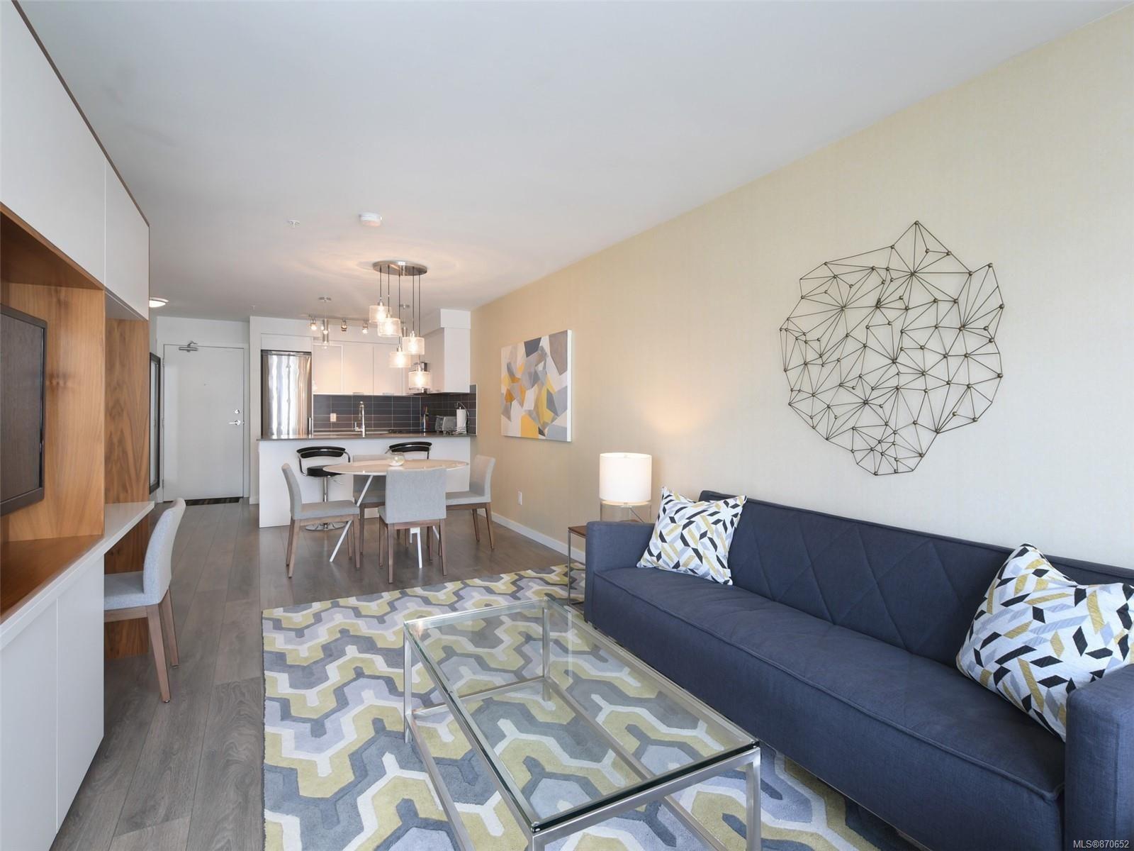 Main Photo: 408 528 Pandora Ave in : Vi Downtown Condo for sale (Victoria)  : MLS®# 870652