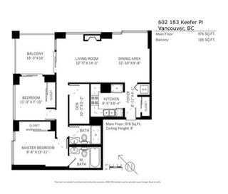 Photo 40: 602 183 KEEFER PLACE in Vancouver: Downtown VW Condo for sale (Vancouver West)  : MLS®# R2607774