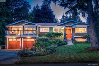 Photo 1: 4890 Sea Ridge Dr in VICTORIA: SE Cordova Bay House for sale (Saanich East)  : MLS®# 825364