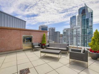 Photo 20: 2301 1205 W HASTINGS STREET in Vancouver: Coal Harbour Condo for sale (Vancouver West)  : MLS®# R2191331