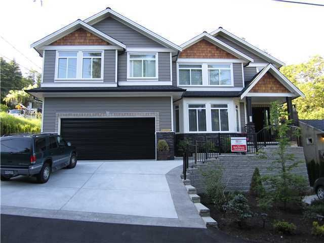 Main Photo: 2002 Columbia: House for sale (Port Moody)  : MLS®# v952095