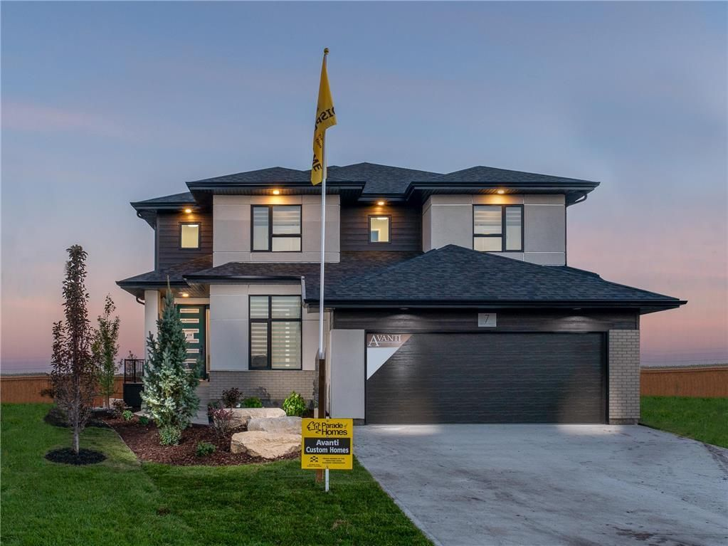Main Photo: 7 Creemans Crescent in Winnipeg: Residential for sale (1H)  : MLS®# 202100355