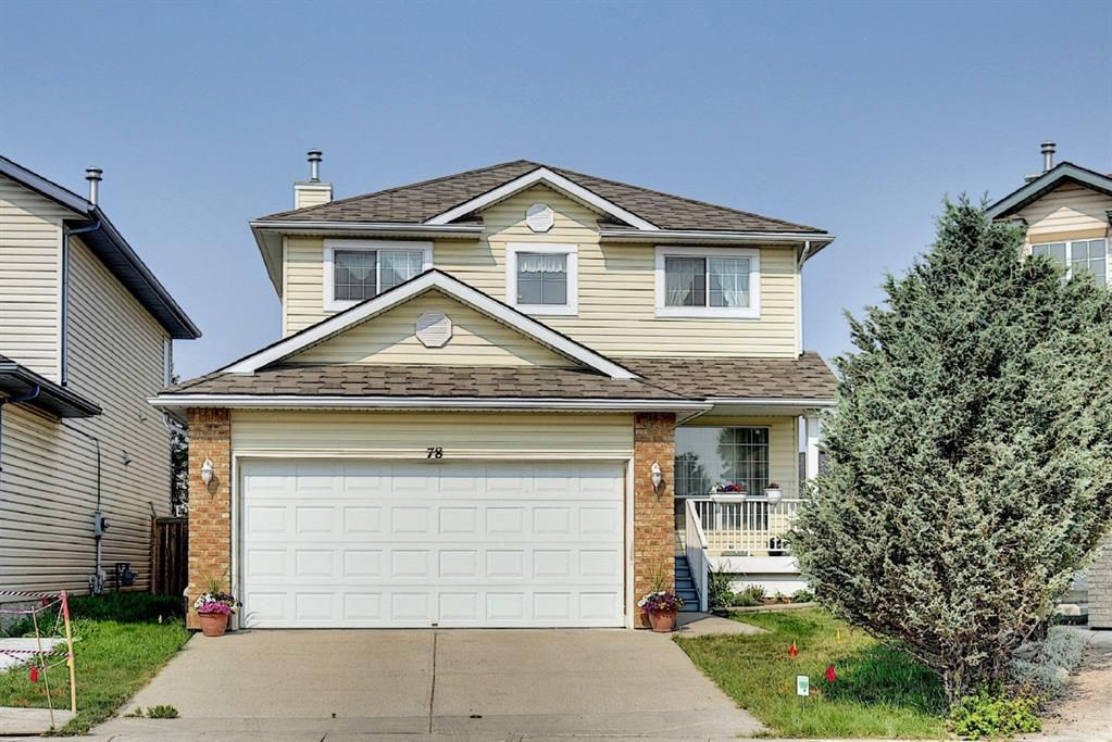 Main Photo: 78 Coventry Crescent NE in Calgary: Coventry Hills Detached for sale : MLS®# A1132919