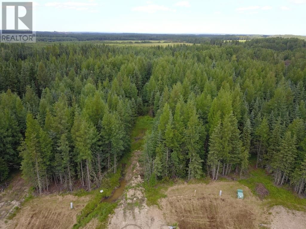 Main Photo: L10 B2 GRIZZLY RIDGE ESTATES in Rural Woodlands County: Vacant Land for sale : MLS®# A1046277